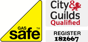 Gas safe. City and Guilds